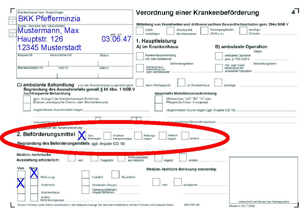 taxi holl allgemeine informationen zur krankenbef rderung. Black Bedroom Furniture Sets. Home Design Ideas