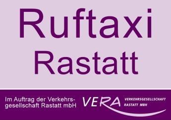 Logo Ruftaxi Rastatt